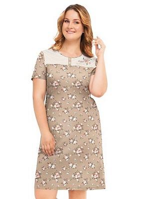 2ac91fe7ec4 Женская ночная сорочка купить в СПб в магазинах Corsete
